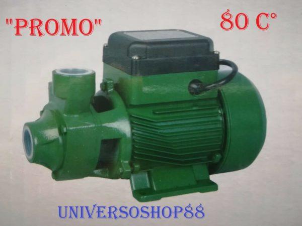 Elettropompa Autoclave Periferica Motore Acqua Pompa Dianhydro 0.50 Hp