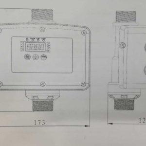 Inverter per Elettropompa Autoclave Pompa Monofaseq