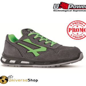 Scarpe Antifortunistiche U Power Red Lion S1P Point Comode Ultra Leggere